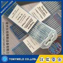 2.0*175 мм для TIG сварки вольфрамовые электроды WT20 красный вольфрама электрод