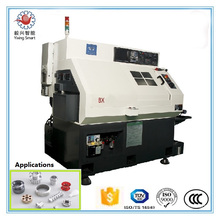Professional Shanghai Lathe Max. Swing Diameter 270mm CNC Lathe Machine CNC Lathe CNC Turning Center