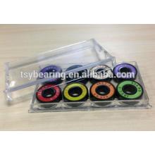 longboard RS 2RS rubber seal skateboard sealed waterproof bearing
