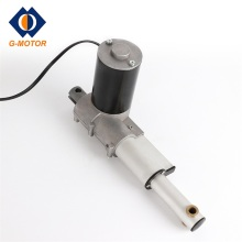 Electric linear servo motor actuators system