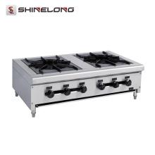Kitchen Equipment Cooking Range Gas 2 Burner induction cooker