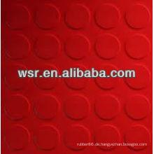 kundenspezifischer geformter Gummiboden mit Soem-Service