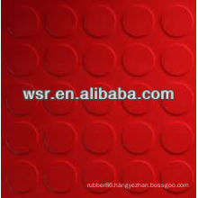 custom molded rubber floor with OEM service