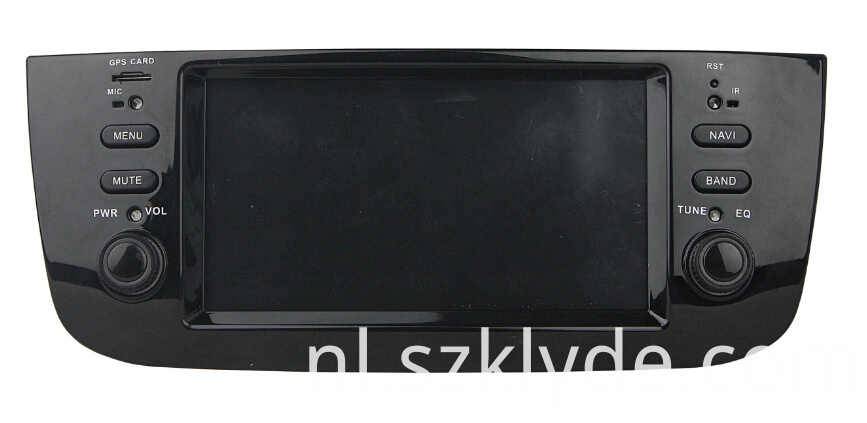 Fiat Linea 2014-2015 7.1 System Car DVD Player