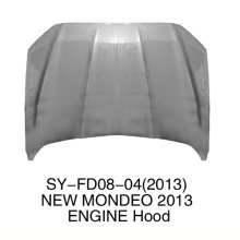 FORD MONDEO 2013 HOOD