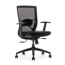 Moderner Bürostuhl mit Mesh-Finish / Konferenzstuhl / Konferenzstuhl