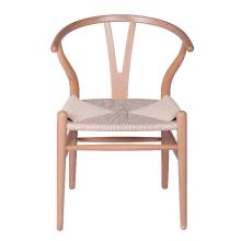 La chaise en bois Wishbone Y réplique de la chaise