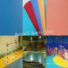 Good Quality Plastic Vinyl Handball Flooring