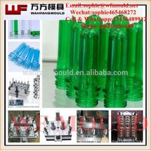 China proveedor de producción Hot Runner válvula de aire puerta PET botella preforma molde / aire válvula puerta PET botella preforma molde en Zhejiang