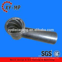 Oem supply aluminum alloy die casting spare connector machine parts