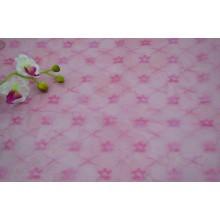 Heißer Verkauf 100% Polyester gedruckt und Jacquard Moskitonetz Stoff