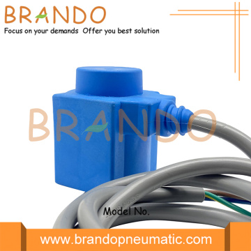 BB230CS 220-230VAC 50 / 60Hz प्रशीतन वाल्व 018F7363 Solenoid Coil
