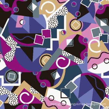 Fashion Swimwear Fabric Digital Printing Asq-023