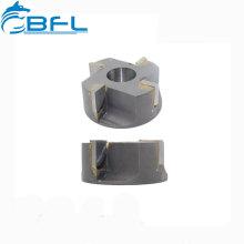 BFL- Carburo de tungsteno sólido súper duro perforado Bor
