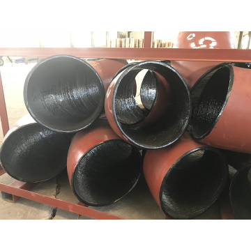 6 on 10 Chromium Carbide Wear Seamless Elbow