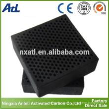 Очистка/Фильтрация активированным ячеистого блока углерода