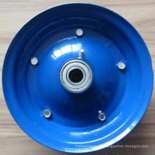 3.00-8 rueda de goma, borde de la rueda, borde de la rueda de goma