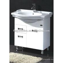Tocador de baño blanco de 24 pulgadas