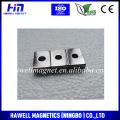Неодимовый никель-никелевый сплав N42 с отверстием