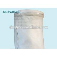 Pile industrielle Filtre filtre filtre à tissu