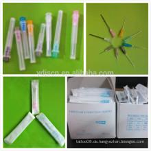 Einwegspritze Injektionsnadel