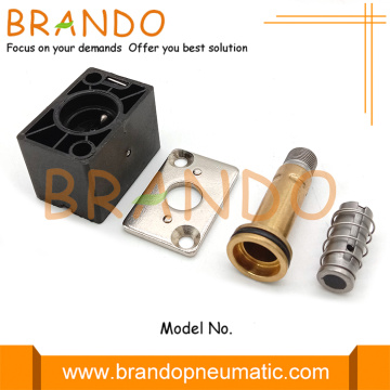 S8 Flange 3/2 Way Solenoid Plunger Armature Assembly
