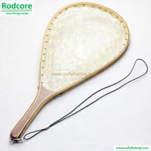 Ln06 Clear Rubber Netting Landing Net