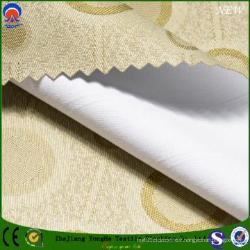 Tissu en polyester jacquard pour rideau à grille