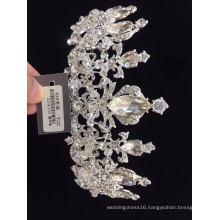Hot Sale Diamond Crystal Beads Crown