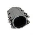 Acoplamento de reparação de tubos de secção dupla RCD