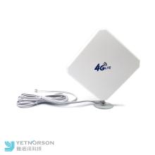 4G Panel High Gain Antenna White External Antenna SMA