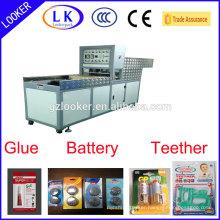High capacity blister sealing machine