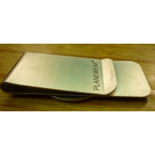 Metal Money Clip for Gift