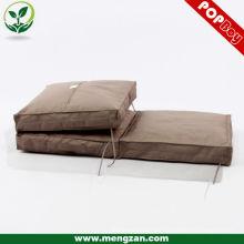 420D dobló la estera del beanbag del salón del sol del amortiguador del beanbag de la comida campestre
