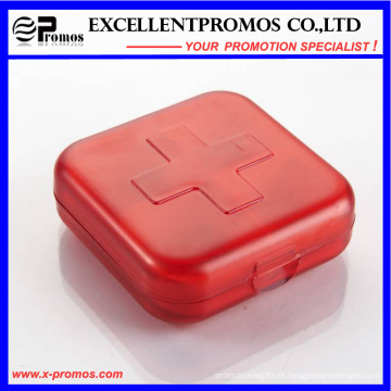 Alta qualidade logotipo personalizado Pillbox (EP-033)
