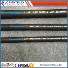 Резиновый гидравлический шланг с sae100 R15 на поставку трубы