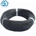 China manufacturer 4mm soft black annealed iron steel wire