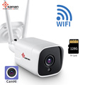 Câmera IP Wifi 1080P Night Vision Camera IP