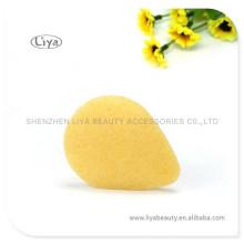 100 % naturel doux visage nettoyage de peau soin konjac éponge