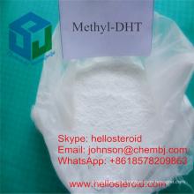 Spitzenandrogen-Steroid-Pulver Mestanol 521-11-9 Methyl-Dht