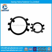 GB858 rondelles à rondelle, rondelle à six griffes, contrôle la rondelle de rinçage