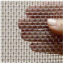 Mailles métalliques à sertir pour l'écran Filtre Utilisation