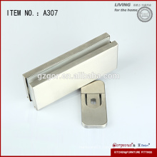 stainless steel concealed floor hinge glass door hardware
