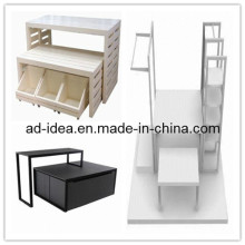 Wooden Exhibition Stand/Poptable Display Stand for Garment (GARMENT-1123)