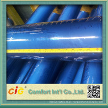 Soft Handfeeling e boa qualidade clara de filmes de PVC transparente para embalagem