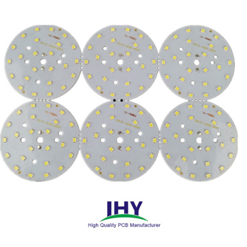 Por encargo 220v 2835 65mm SMD LED PCB