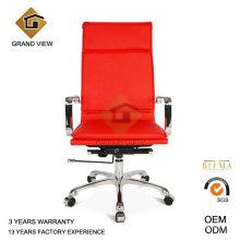 Cuero rojo muebles comerciales (GV-OC-H305)