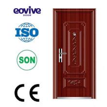 Maître de conception haute qualité vente chaude métal portes intérieures
