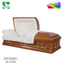 Prévalant antique de haute qualité à bas prix cercueils en vente