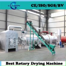 Secadora rotativa de secado de secadoras de madera de chips de aserrín de flujo de aire